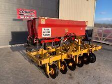 Tar King Plant O Vator Minimum Till Seed Drill