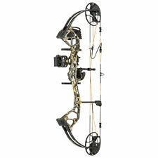 New Bear Archery Royale RTH Package LH 50# Realtree Edge Camo