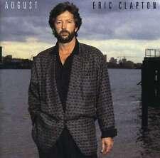 Eric Clapton - August CD WARNER BROS
