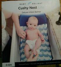 Baby Delight Cushy Nest Lite Infant Bather