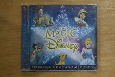 The Magic Of Disney - Sparkling Music And Memories   (C244)