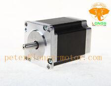 high quality nema 23 stepper motor 270oz 19kg.cm 6wire cut mill engrave CNC