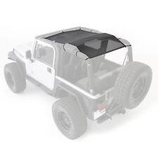 Smittybilt 95600 Cloak Extended Mesh Top 1997-2006 Jeep Wrangler TJ 2 door