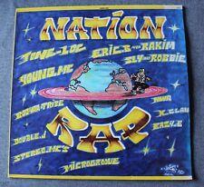 Nation Rap, various, LP - 33 tours