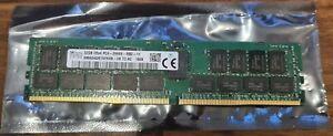 SK HYNIX 32GB DDR4 2666MHz 2RX4 ECC REG DIMM RDIMM Memory HMA84GR7AFR4N-VK