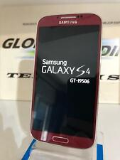 SAMSUNG GALAXY S4 PLUS GT-I9506 0.1oz+ GRADO A FREE RED GRANATE MINT CONDITION
