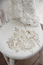 "Jeanne d'Arc Living Vintage Stencil ""Filigree"" Shabby Chic Schablone NEU"
