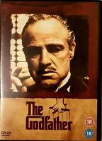 The Godfather (DVD, 2004) Like New