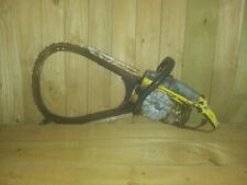 McCulloch Mac 10-10 Chainsaw Automatic. Bow saw not frozen