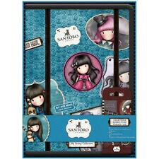 COLLECTABLE RUBBER STAMP STORAGE CASE Simply Gorjuss Girl SANTORO GOR 907300 NEW