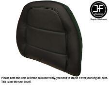 STYLE2 D GREEN BLACK VINYL CUSTOM FOR HONDA GOLDWING GL1500 88-00 BACKREST COVER