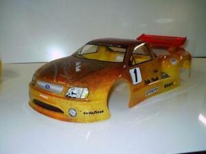 0057 - Ford F150 1/10 scale RC Car Body Clear 200mm Traxxas Redcat HPI Yokomo