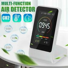 3in 1 Air Quality Monitor Home Co2 Air Pollution Co2 Tester