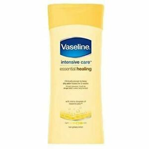 Vaseline Intensive Care Body Lotion Dry/Cracked Skin (Essential Healing) - 200ml