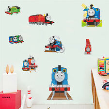 Large Thomas Wall Stickers Removable Mural Decal Viny Children Kids Room Decor