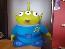 TOY STORY ALIEN Talking Light Up Plush/Plastic Official Disney Toy Thinkway Toys