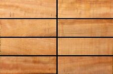 Figured Australian Woolly Butt Wood Knife Blocks