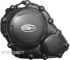 Suzuki GSX R750 K6 K7  R&G RACING PAIR ENGINE CASE COVERS  KEC0001BK