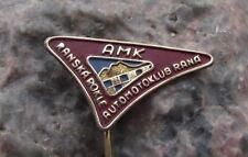Antique Czech Automotoklub AAA Association Car Club AMK Rana Quarry Pin Badge