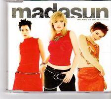 (FK877) Madasun, Walk On Water - 2000 CD