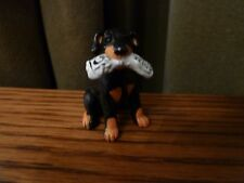 Rare Vintage 1994 M.E.G.Toys - Puppy in my Pocket - DOBERMAN