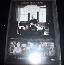 Colin Buchanan The Songwriter Sessions (Australia PAL All Region) DVD – New