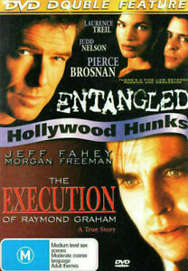 The Execution Of Raymond Graham DVD + Entangled - DOUBLE MOVIE FEATURE