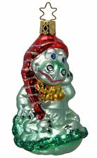 Inge Glas Owc 1151 Dragon German Glass Christmas Ornament