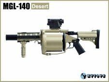MGL-140 (sable/desert) fusil pour figurine 1:6 gun Zy Toys 8020