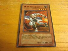 D.D. Assailant Yu-Gi-Oh Promos #DBT-EN002 Trading Card