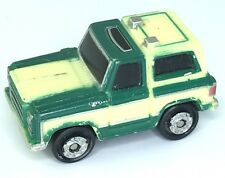 Micro Machines Chevy Blazer  Chevrolet Truck Sport Utility Green Car Vehicle