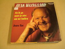 45T SINGLE TELSTAR / HENK WIJNGAARD - JOUW FLAT