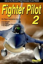 Fighter Pilot 2 PC Games Windows 10 8 7 XP Computer microsoft flight simulator