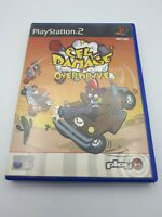 Cel Damage Overdrive - Sony PlayStation 2  PS2 PAL Game