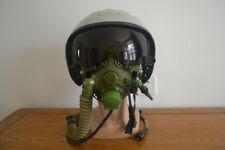 High Altitude China Air Force Fighter Pilot Flight Helmet,Oxygen Mask YM-6
