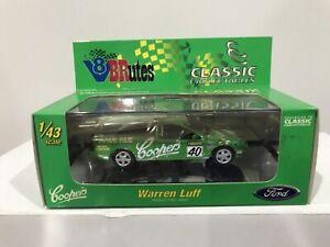 1:43 WARREN LUFF V8 BRUTES COOPERS