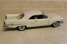 DANBURY MINT1957 CHRYSLER 300C Convertible Car in Box w/Title1:24 Scale Diecast