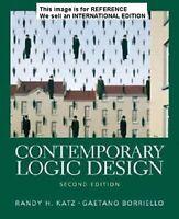 Contemporary Logic Design by Randy H. Katz, Gaetano Borriello(Int' Ed Paperback)