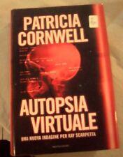 """DALLA MIA COLLEZIONE PATRICIA CORNWELL  : """" AUTOPSIA VIRTUALE  """" 2011"""