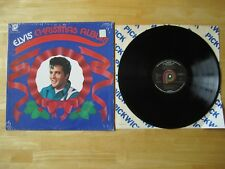 Elvis Presley Album:  Elvis' Christmas Album, shrink, CAS-2428