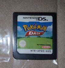 Pokemon Dash (Nintendo DS, 2005)