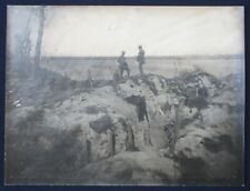 Pair of 1st Anzac Corps Troops at Zillebeke Lake - Australian War Photo 1917