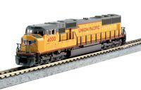 Kato 176-7607 N EMD SD70M Flat Radiator Union Pacific #4000 PRE-ORDER