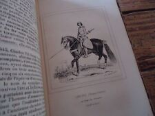 ANNUAIRE MILITAIRE HISTORIQUE 1839 - CAPITAINE SICARD ARTILLERIE CAVALERIE
