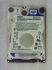 "Western Digital | WD Blue | WD5000LPVX | Hard Disk Drive | 2.5"" | 500GB"