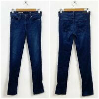 AG Adriano Goldschmied 27 Womens The Prima Mid-rise Cigarette Skinny Denim Jeans