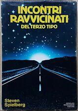 Steven Spielberg, Incontri ravvicinati del Terzo Tipo, Ed. Mondadori, 1978