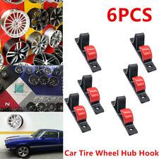 Powerful Load Wheel Rim Hub Display Wall Mounted Hanging Hooks Universal Car SUV