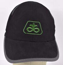 Black Pioneer Seed Cord Logo Embroidered baseball hat cap adjustable snapback