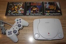Ps one con 3 PlayStation 1 > jugar GTA (007), etc. ps1